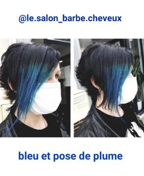 Coloration cheveux